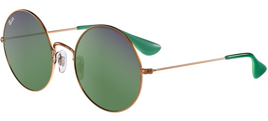 Ray-Ban THE JA-JO RB 3592 COPPER/LIGHT GREEN