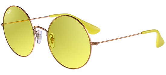 Ray-Ban THE JA-JO RB 3592 COPPER/YELLOW