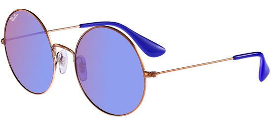 Ray-Ban THE JA-JO RB 3592 COPPER/DARK VIOLET