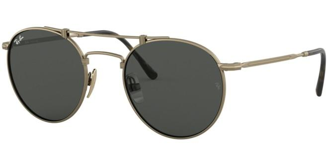 Ray-Ban solbriller TITANIUM RB 8147