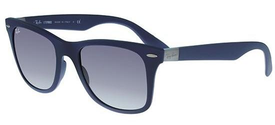 Ray-Ban WAYFARER LITEFORCE RB 4195 DARK BLUE/GREY SHADED
