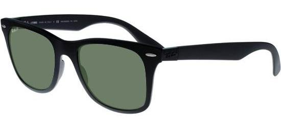 Ray-Ban WAYFARER LITEFORCE RB 4195 MATTE BLACK/GREEN