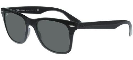Ray-Ban WAYFARER LITEFORCE RB 4195 BLACK/G-15 CLASSIC GREEN