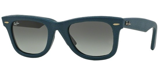 WAYFARER RB 2140QM LEATHER