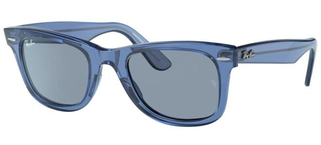 Ray-Ban sunglasses WAYFARER RB 2140 TRUE BLUE COLLECTION