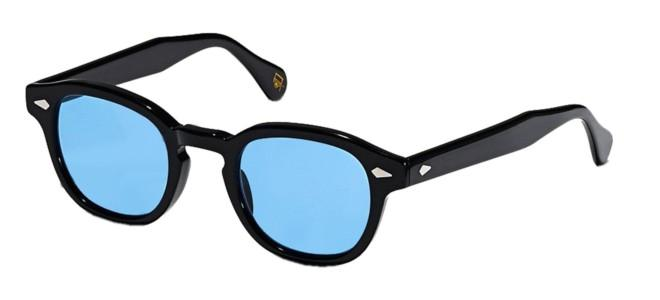 Moscot solbriller LEMTOSH BASE 2 - WITH CELEBRITY BLUE