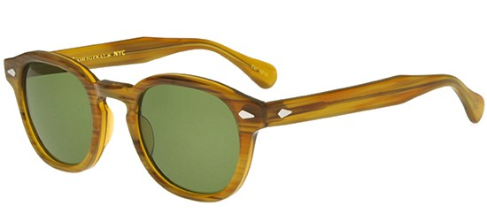 Moscot LEMTOSH BLONDE/CALIBAR GREEN