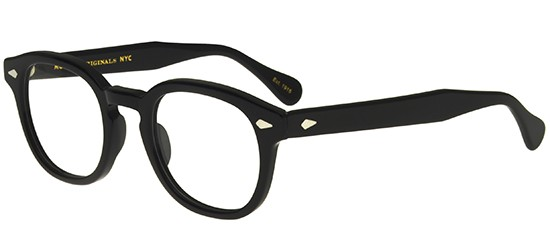 Moscot LEMTOSH SHINY BLACK
