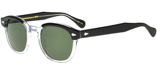 Moscot Moscot LEMTOSH BLACK CRYSTAL/G15