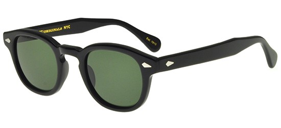 Moscot LEMTOSH BLACK/G-15
