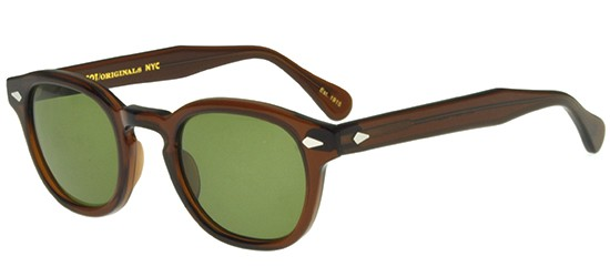 Moscot LEMTOSH BROWN/CALIBAR GREEN