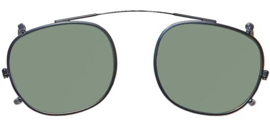 Moscot LEMTOSH MATTE BLACK/G-15 CLIP-ON