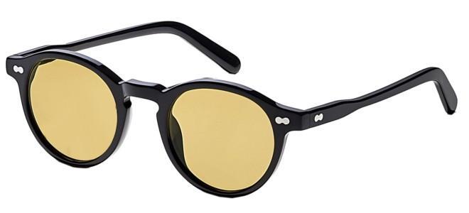 Moscot solbriller MILTZEN BASE 2 - WHIT AMBER