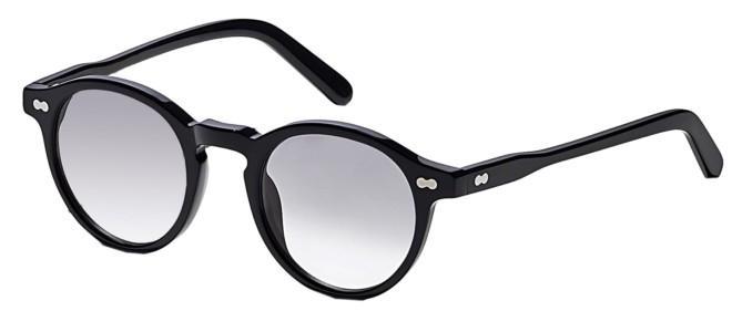 Moscot solbriller MILTZEN BASE 2 - WHIT AMERICAN GREY