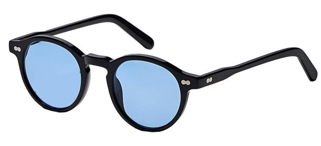 Moscot sunglasses MILTZEN BASE 2 - WHIT CELEBRITY BLUE
