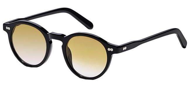 Moscot solbriller MILTZEN BASE 2 - WHIT CHESTNUT FADE