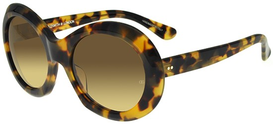 Oliver Goldsmith AUDREY 1963 LEOPARD/BROWN SHADED