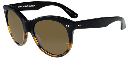 Oliver Goldsmith MANHATTAN 1960 CARAMEL SPLIT/BROWN