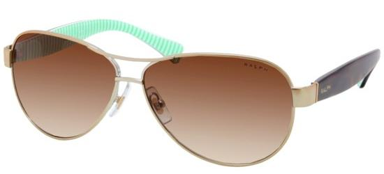 Ralph by Ralph Lauren Ralph by Ralph Lauren RA 4096 GOLD AZURE/BROWN SHADED