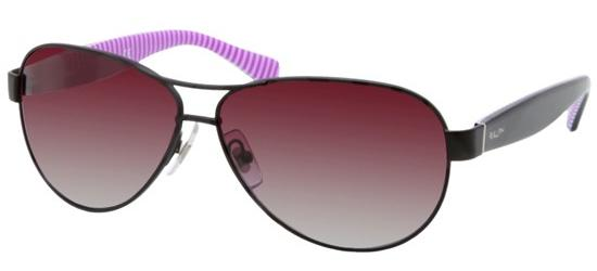 Ralph by Ralph Lauren RA 4096 BLACK PURPLE/BROWN RED SHADED