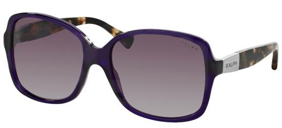 Ralph by Ralph Lauren RA 5165 PURPLE HAVANA/PLUM SHADED
