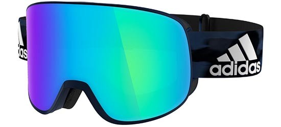 Adidas PROGRESSOR C AD81 MISTERY BLUE/BLUE MIRROR (ANTIFOG) CAT.3