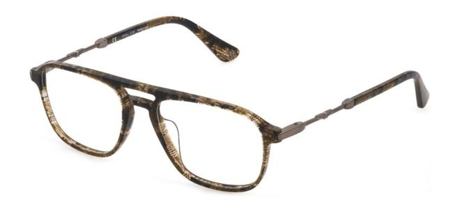 Police eyeglasses MILESTONE 1 VPLD13