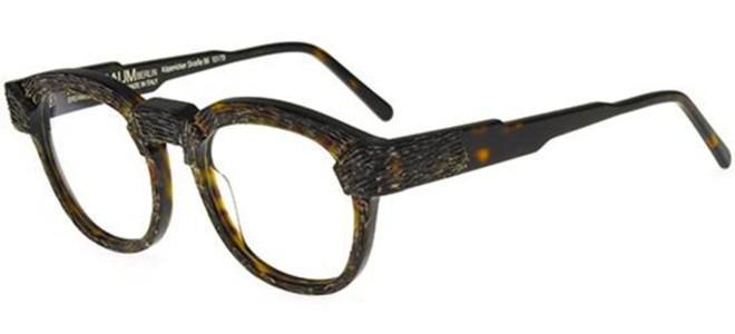 Kuboraum eyeglasses MASK K17 HAVANA WOOD