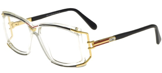 Cazal 179 CRYSTAL BLACK