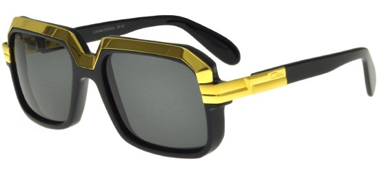 CAZAL DELUXE 660-3 24K GOLD GREY