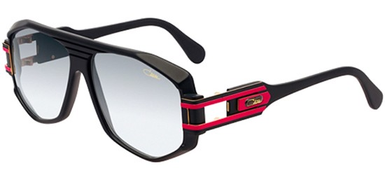 CAZAL VINTAGE 163-302 BLACK RED
