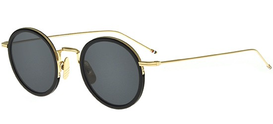 Thom Browne TBS-906 BLACK GOLD