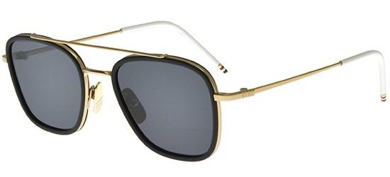 Thom Browne sunglasses TB-800 GOLD BLACK