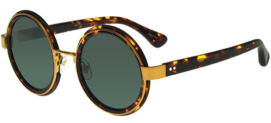 DRIES VAN NOTEN 76 TORTOISE SHELL