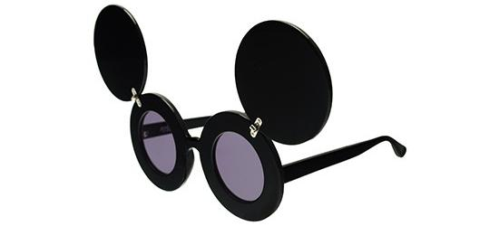 JEREMY SCOTT MICKEY BLACK