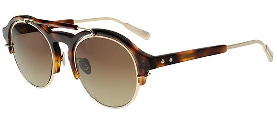 KRISVANASSCHE 64 TORTOISE SHELL ANTIQUE GOLD