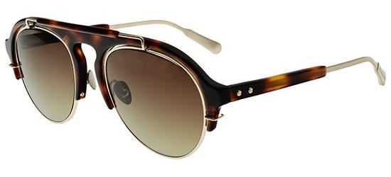 KRISVANASSCHE 65 TORTOISE SHELL ANTIQUE GOLD