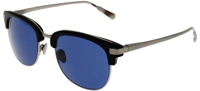 Linda Farrow sunglasses KRISVANASSCHE 76 BLACK BURNT SILVER