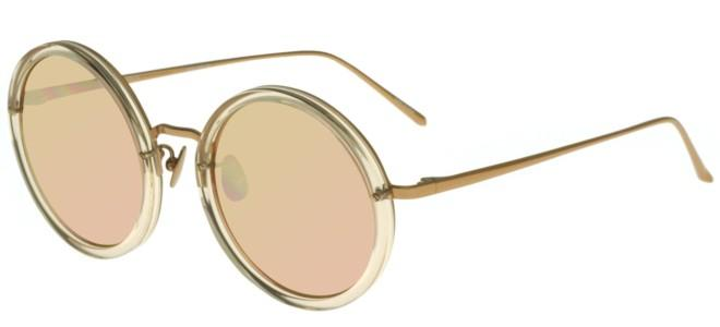 Linda Farrow sunglasses LINDA FARROW 239 ASH ROSE GOLD