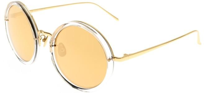 Linda Farrow LINDA FARROW 239 CLEAR YELLOW GOLD