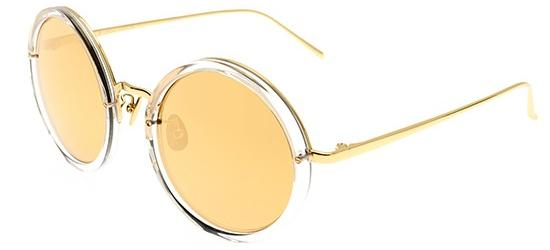 LINDA FARROW 239 CLEAR YELLOW GOLD