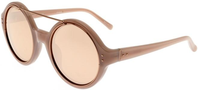 Linda Farrow sunglasses LINDA FARROW 376 DUSKY ROSE GOLD