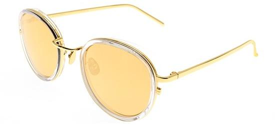LINDA FARROW 387 CLEAR YELLOW GOLD
