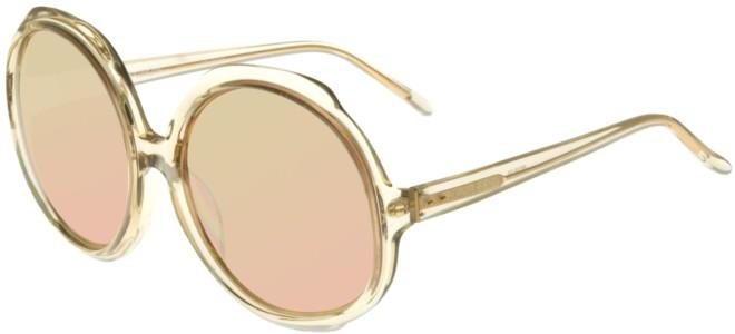 Linda Farrow sunglasses LINDA FARROW 417 ASH ROSE GOLD