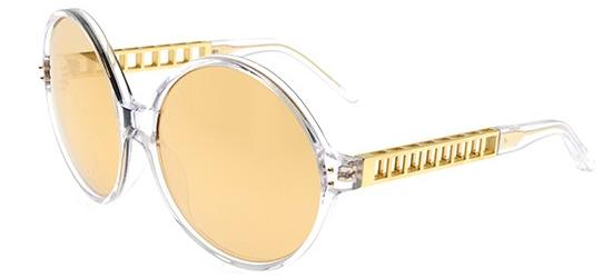 LINDA FARROW 451 CLEAR YELLOW GOLD