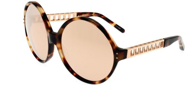 Linda Farrow solbriller LINDA FARROW 451 T-SHELL ROSE GOLD