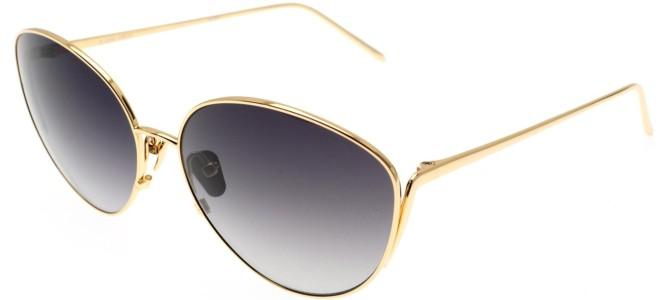Linda Farrow sunglasses LINDA FARROW 508 YELLOW GOLD