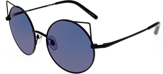 Linda Farrow sunglasses MATTHEW WILLIAMSON 122 MATTE BLUE