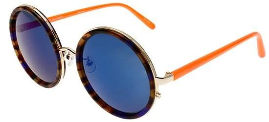MATTHEW WILLIAMSON 125 PURPLE TORTOISE SHELL