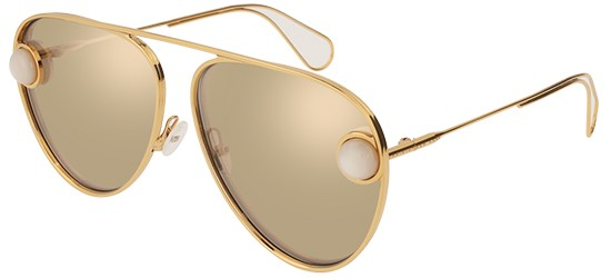 Christopher Kane Aviator sunglasses 07hpjmOyO9